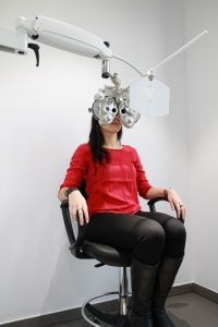 Control de vue ou examen de vue colmar Mavision santé visuelle
