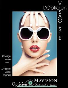 lunette et forme de visage coiffure,mavision opticien visagiste colmar